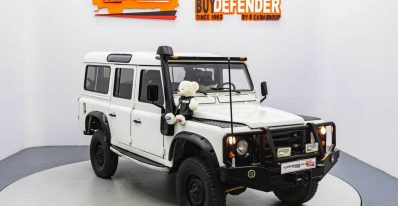 1992 model 2.5 petrol defender 110