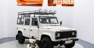 1990 land rover defender 110 benzin