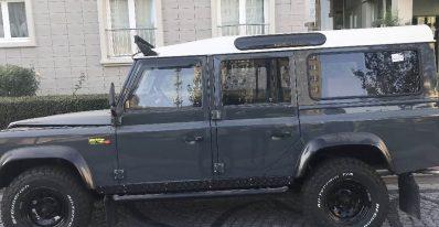 land rover 1993 2,5 petrol