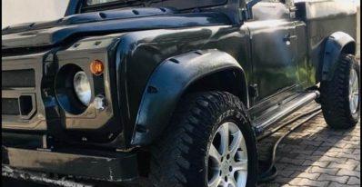 1993 defender 2.5 diesel pickup 2 doors