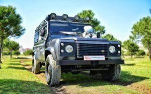 1992 model 2.5 diesel land rover defender 110