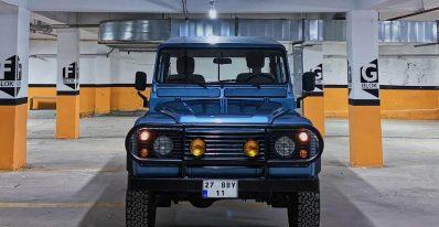 1993 land rover defender 110 3.5 v8 doublecab