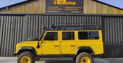 1993 model land rover defender