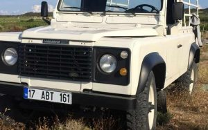 1992 land rover defender 2.5 pickup