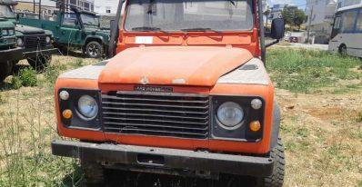 1994 land rover defender 2.5