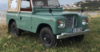 1975 Land Rover Defender Series 3
