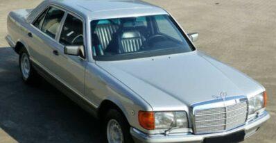 mercedes-benz 280 se w 126