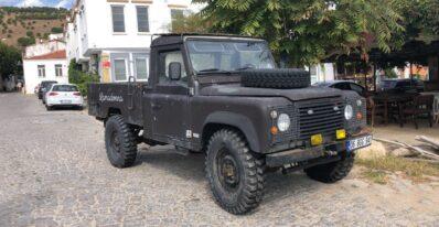 1995 Land Rover Defender 110 2.5D