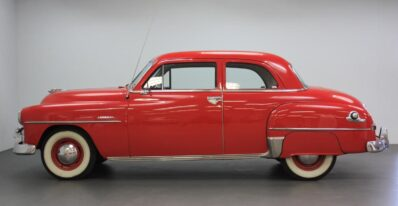 Plymouth Cranbrook 2-Door Club Coupe